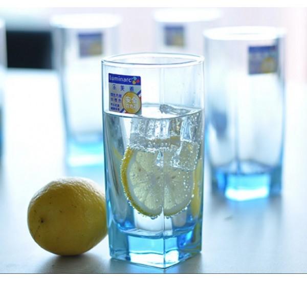 Bộ 6 cốc Luminarc Sterling Ice Blue 330ml - J1583