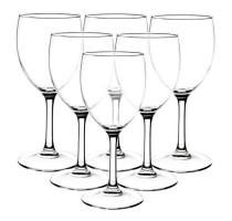 Bộ 6 ly vang thủy tinh Elegance 140ml - 13729