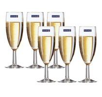 Bộ 6 ly champagne Luminarc  Savoie 160ml - 11911